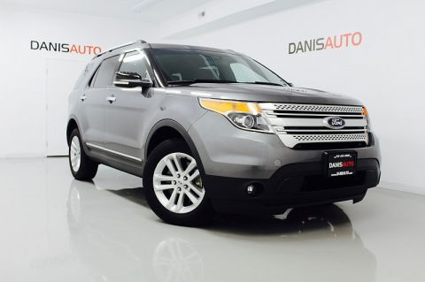 2011 Ford Explorer 4WD 4d Wagon Limited Four Wheel Drive Sport Utility
