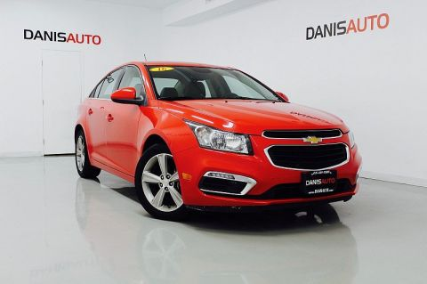 2016 Chevrolet Cruze Limited LT FWD 4dr Car