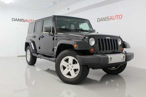 2009 Jeep Wrangler Unlimited UNLIMITED 4WD