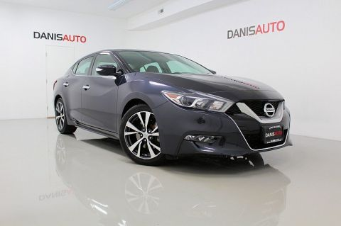 2016 Nissan Maxima SL With Navigation