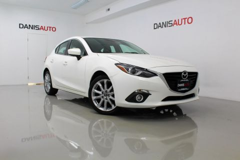 2014 Mazda3 s Grand Touring FWD Hatchback