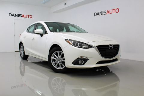 2014 Mazda3 TOURING FWD 4dr Car