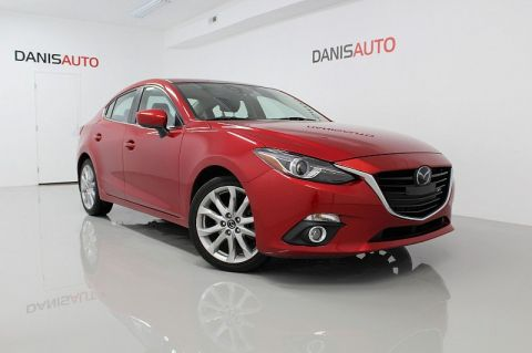 2014 Mazda3 GRAND TOUR With Navigation