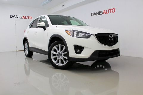 2015 Mazda CX-5 GRAND TOUR AWD