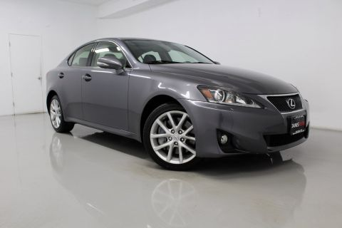 Pre-Owned 2012 Lexus IS 350 SEDAN