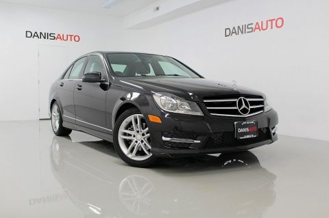 2014 Mercedes-Benz C-Class LUXURY RWD RWD 4dr Car