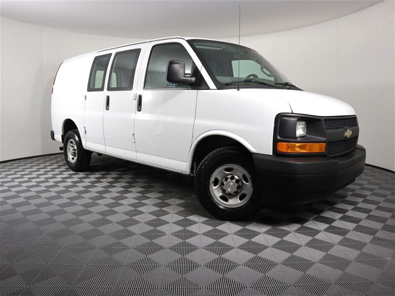 e7b9676470 Pre-Owned 2017 Chevrolet Express Cargo Van Full-size Cargo Van in ...