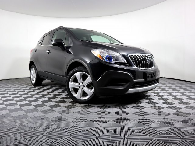 Pre-Owned 2016 Buick Encore WAGON