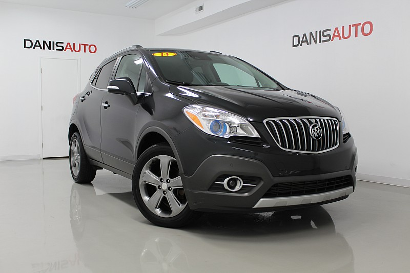 Pre Owned Buick Encore Suv Awd Premium Sport Utility In