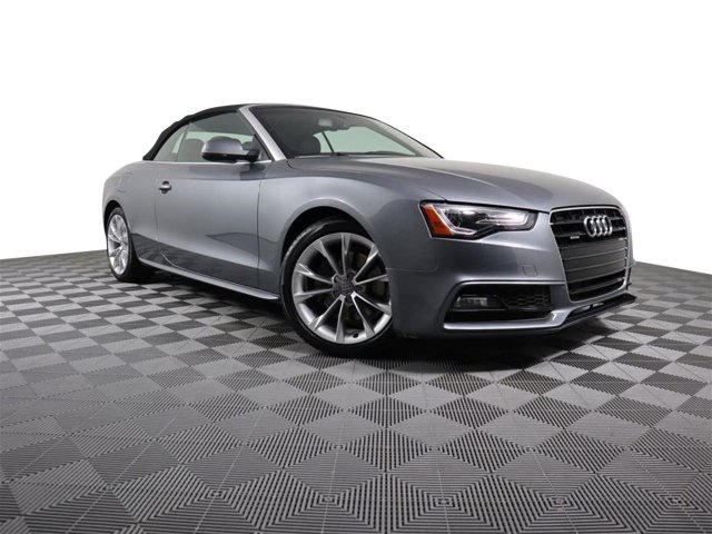 Pre-Owned 2014 Audi A5