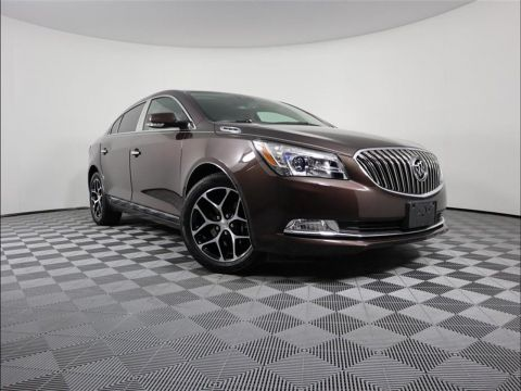 Pre-Owned 2016 Buick LaCrosse