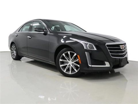 Pre-Owned 2016 Cadillac CTS Sedan LUXURY AWD