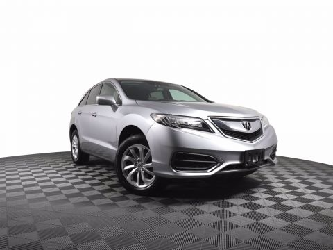 Pre-Owned 2017 Acura RDX Technology & AcuraWatch Plus Packages