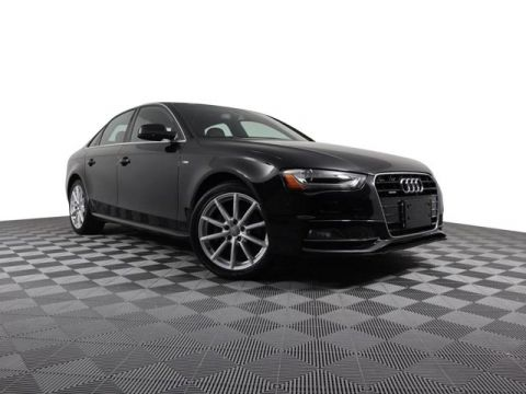Pre-Owned 2016 Audi A4
