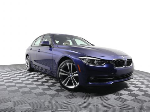 Pre-Owned 2016 BMW 3 Series SPORT