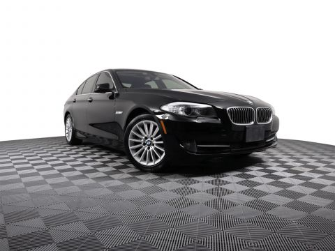 Pre-Owned 2013 BMW 5 Series SEDAN